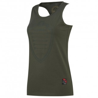 Dámský top Thornfit - Arrow Powder - Army Green