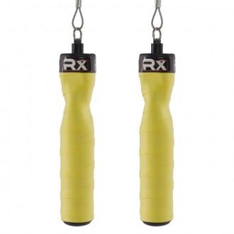 Rx Jump Rope - rukojeť laser lemon