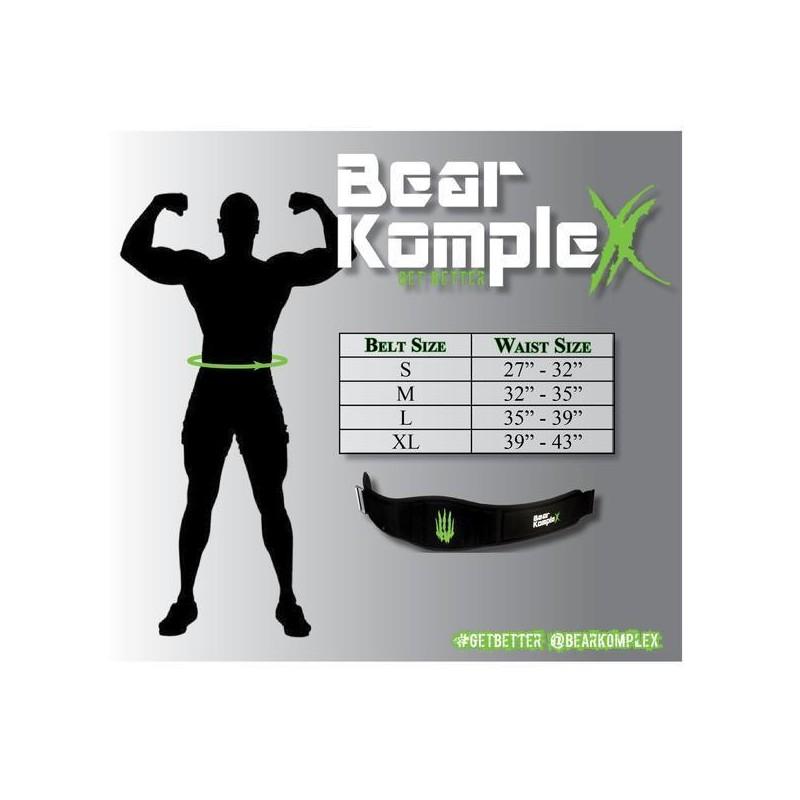 Bear KompleX opasek - modrý