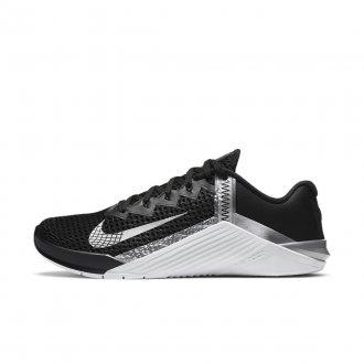 Dámské tréninkové boty Nike Metcon 6 - metallic silver