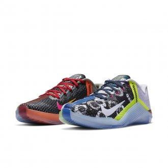 Unisex tréninkové boty Nike Metcon 6 - volt/black/punch