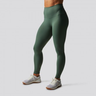 Dámské legíny Lift Yourself Up 7/8 Leggings (Forest Green)