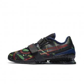Vzpěračské boty Nike Romaleos 4 - AMP Flash (I am not a robot)