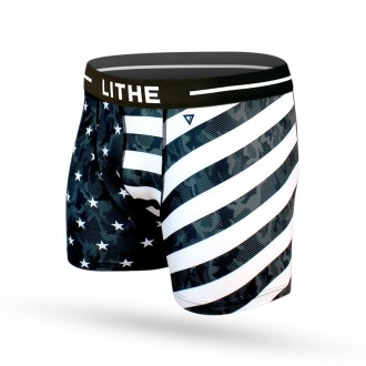 Pánské šortky STARS & STRIPES - Underwear