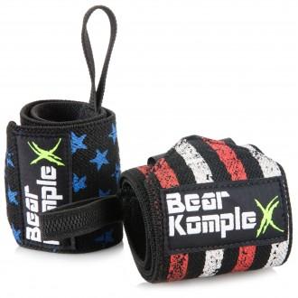 Bear KompleX Wrist Wraps zpevňovače zápěstí