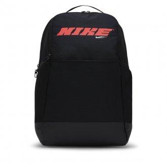 Sportovní batoh Nike Brasilia black extra large (red logo)