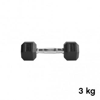 Jednoručka Hexhead Dumbbell Thornfit - 3 kg