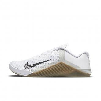 Pánské tréninkové boty Nike Metcon 6 - White/Black-Gum