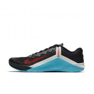 Pánské tréninkové boty Nike Metcon 6 - Black/University Red