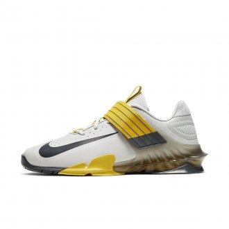 Pánské vzpěračské boty Nike Savaleos - Grey