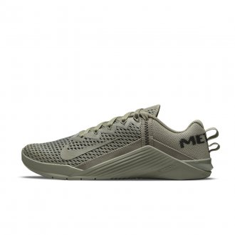 Pánské tréninkové boty Nike Metcon 6 AMP - light army