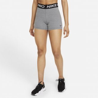 Dámské funkční šortky Nike Pro šedé
