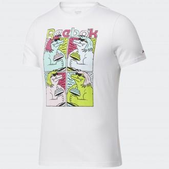 Pánské tričko Reebok - animal