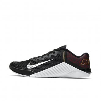 Pánské tréninkové boty Nike Metcon 6 - Dark Cayenne